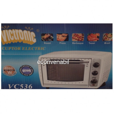 Cuptor Electric 20L1380W Victronic VC536 foto