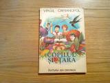 COPILUL SI TARA - Virgil Carianopol - Ilustratii: Ion Panaitescu - 1981, 115 p.