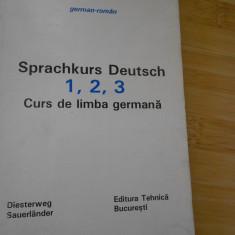 CURS DE LIMBA GERMANA - Curs Limba Germana