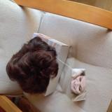 Vand peruca noua cu monofilament!!!