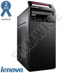 Calculator Incomplet Lenovo E73 MT Intel H81 LGA1150 Suport GEN 4 DDR3 SATA3 - Sisteme desktop fara monitor Lenovo, Intel Core i7, Peste 3000 Mhz, Fara sistem operare