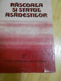 RASCOALA SI STATUL ASANESTILOR - 1989
