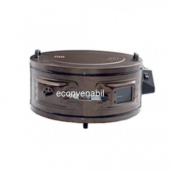 Cuptor Electric Rotund Ertone MN9000B 40L foto mare