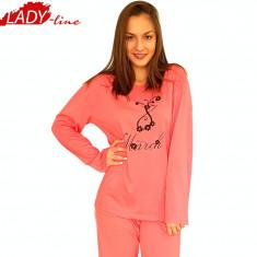 Pijama Dama Marimi Mari, Model March Spring, Bumbac 100%, Brand Dehai-T, Cod 988