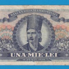 1000 lei 1948 15 - Bancnota romaneasca
