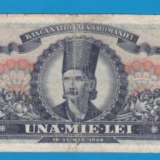 1000 lei 1948 16 - Bancnota romaneasca