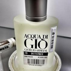 Parfum Original Armani Acqua Di Gio Tester 100ml