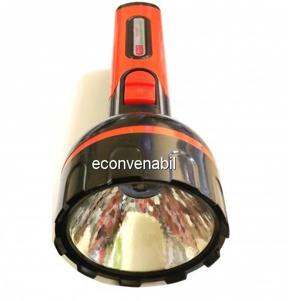 Lanterna LED 1W cu Stecher Incorporat YEJ3319 foto mare