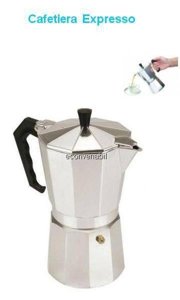 Expresor Cafea Aragaz Grunberg pentru 3 cesti bb300 GR493 foto mare