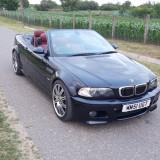 BMW m3 E46, An Fabricatie: 2002, Benzina, 193000 km, 3243 cmc, Seria M