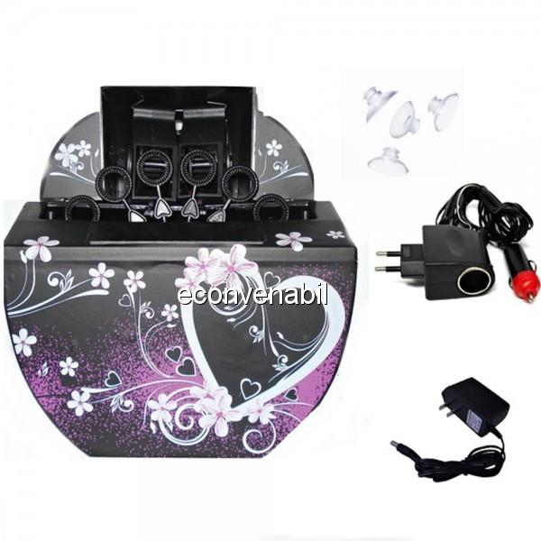 Mini Masina de facut Baloane Petreceri Copii YDH0170 12V 220V 10W foto mare