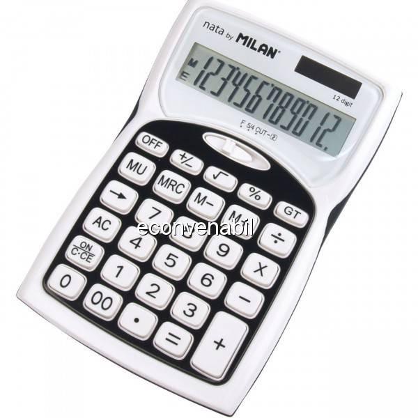 Calculator de Birou Milan 152012 12 Caractere foto mare