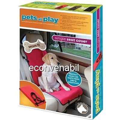Patura tip Husa de Protectie Scaun Auto, Transport Animale Pets at Play foto