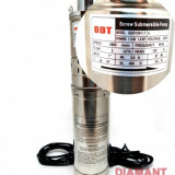 POMPA SUBMERSIBILA QGD 4-120 - 1.2KW - Pompa gradina