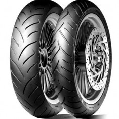 Motorcycle Tyres Dunlop ScootSmart ( 130/70-13 TL 63P Roata spate, M/C WS ) - Anvelope moto
