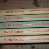 O contraistorie a filosofiei vol.1+2+3+4+5 - Michel Onfray