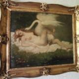 Tablou Nud Deosebit Scoala Maghiara - Pictor strain, Ulei, Impresionism