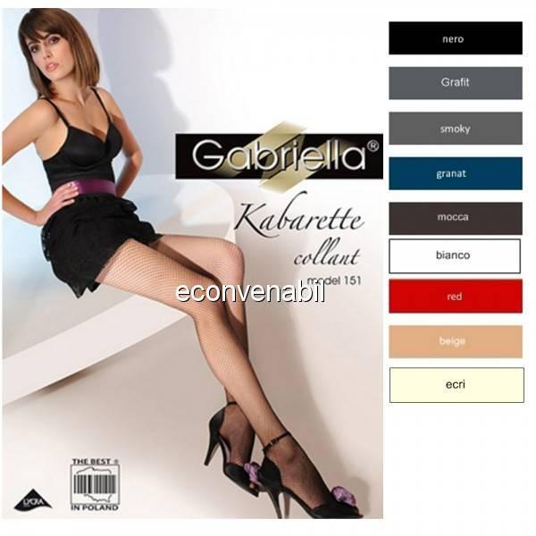Dresuri Gabriella Kabarette Collant 151 Cod 230 foto mare