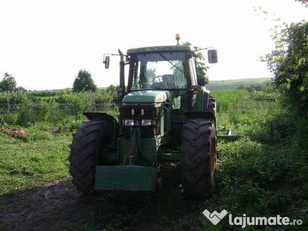 Tractor John Deere 6800 foto mare