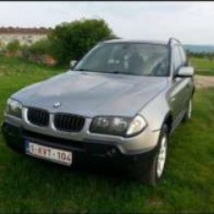 BMW X3 2.0 150 CP, An Fabricatie: 2005, Motorina/Diesel, 290000 km, 2000 cmc, Seria X