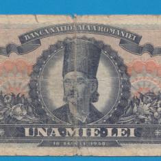 1000 lei 1948 1 - Bancnota romaneasca