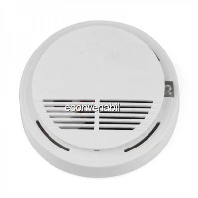Detector de Fum cu Alarma Acustica SS168 foto