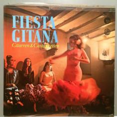 FIESTA GITANA - GUITARRE & CASTAGNETTE (1968/Top Five/RFG) - VINIL/Impecabil - Muzica Latino Altele