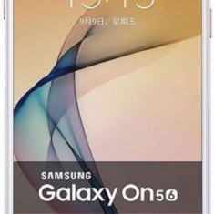 "Telefon Mobil Samsung Galaxy On5 (2016) G5510, Procesor Quad-Core 1.4 GHz, Capacitive touchscreen 5"", 2GB RAM, 16GB Flash, 13MP, Wi-Fi, 4G,"