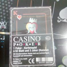 Carti Joc Poker Casino - Carti poker