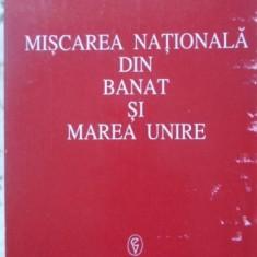 Miscarea Nationala Din Banat Si Marea Unire - Radu Paiusan, 400506 - Istorie