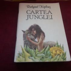 RUDYARD KIPLING - CARTEA JUNGLEI - Carte de povesti