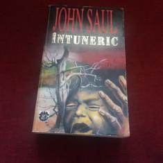 JOHN SAUL - INTUNERIC - Carte Horror