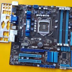 63S.Placa De Baza ASUS P7H55D-M PRO, 4x DDR3, Socket 1156, Pentru INTEL, MicroATX