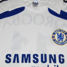 Tricou fotbal - CHELSEA LONDRA (nr. 11 DROGBA) - Tricou echipa fotbal, Marime: XL, Culoare: Din imagine, De club, Fenerbahce, Maneca scurta
