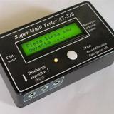 Multi Tester-Aparat măsură condensatori, bobine, tranzistori, etc-ESR
