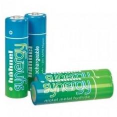 Hahnel Acumulatori tip AA (R6) 1.25v 2500mAh Ni-Mh - Baterie Aparat foto