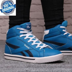 GHETE ORIGINALE 100% REEBOK ROYAL COMP Unisex nr 39-40 - Ghete barbati Reebok, Culoare: Din imagine