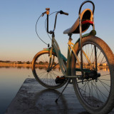 Bicicleta PEGAS Strada 2 Crem Inghetata - Bicicleta Dama, 17 inch, 24 inch, Numar viteze: 3
