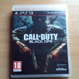 Call of duty Black Ops PS3 - Jocuri PS3 Activision