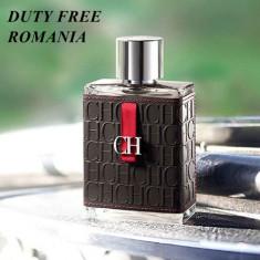 Parfum Original Carolina Herrera CH Men Tester 100ml + Cadou - Parfum barbati Carolina Herrera, Apa de toaleta, Lemnos