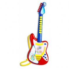 Jucarie chitara electronica Rock - Instrumente muzicale copii Bontempi