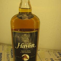 HAVEN, liquore secco, distillato di avena, cc 1000 gr. 40 ani 50/60 - Lichior