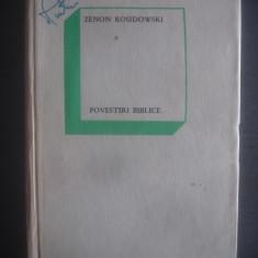 ZENON KOSIDOWSKI - POVESTIRI BIBLICE