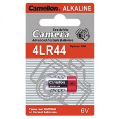 Baterie Alcalina Camelion 4LR44 476A - Baterie Aparat foto