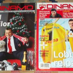 Doua reviste Dinamo nr. 29 si 30