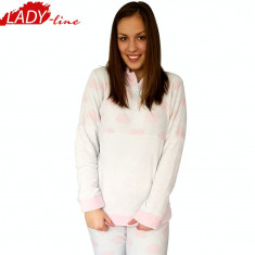 Pijama Dama Groasa si Pufoasa, Brand Italian Fashion Design,Model Love, Cod 1047