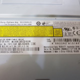 DVD-Writer Sony Optiarc AD-5240S-0B black bulk - poze reale