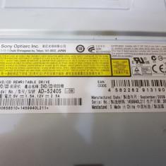 DVD-Writer Sony Optiarc AD-5240S-0B black bulk - poze reale - DVD writer PC