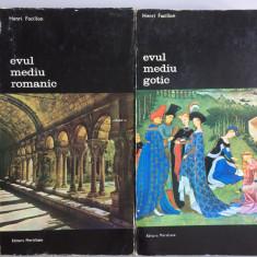 Henri Focillon-Arta Occidentului - Evul Mediu Romantic- Evul Mediu Gotic 2 Vol