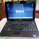 "Dell Inspiron mini 1012-Intel-1, 66Ghz-Ram 2GB-HDD 160GB-10"" display - Laptop Dell, Intel Atom, Windows 7"